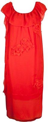 Sonia Rykiel oversize embellished dress