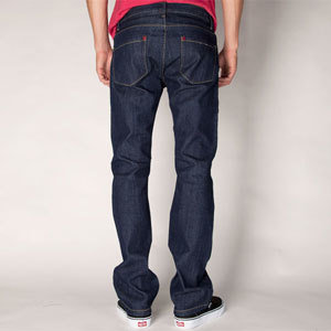RVCA Romero II Mens Slim Jeans