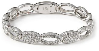 Lora Paolo Crystal Small Mixed Link Bracelet