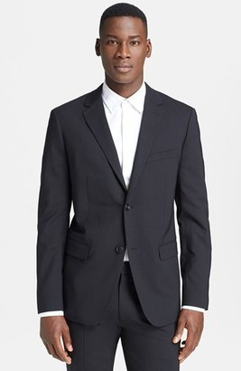 Men's Theory 'Wellar New Tailor' Trim Fit Wool Blend Sport Coat $435 thestylecure.com