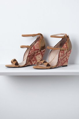 Anthropologie Valencia Wedges