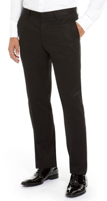 HUGO BOSS 'Genesis' | Slim Fit, Stretch-Cotton Tuxedo Pant by BOSS