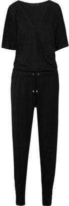 Karl Lagerfeld Phyliss stretch-jersey jumpsuit