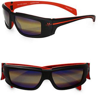 Vuarnet Sport Wrap Sunglasses