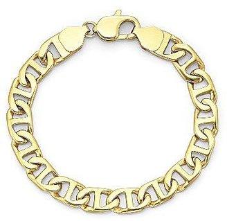 "Gucci Chain, 81⁄2"" Bracelet Yellow Steel"