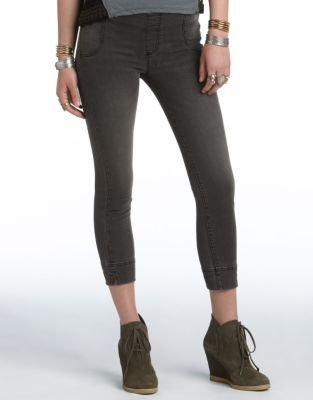 Free People Pull-On Cropped Pants
