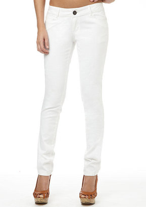 Alloy Spoon Jeans Stretch Twill Five-Pocket Skinny