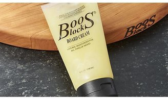 Crate & Barrel John Boos ® Block Board Cream