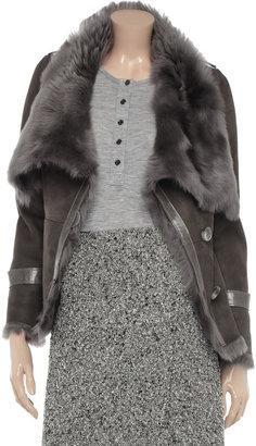 Karl Donoghue Karl by Shearling jacket