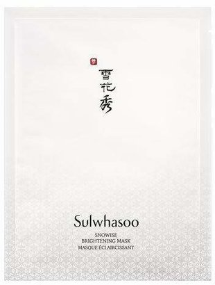 Sulwhasoo Snowise Brightening Mask, 10 Sheets