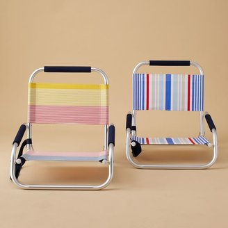 west elm Folding Beach Chair Collection