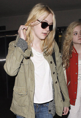 Elizabeth and James Madison Sunglasses in Tortoise - as seen on Dakota Fanning - by Sunglasses