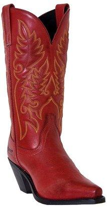 Laredo Burnished Cowboy Boots - Madison