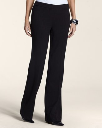 Chico's Luxe Stretch Side Zip Pant
