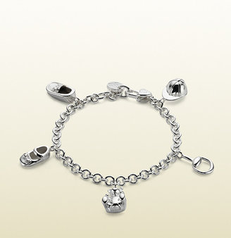 Gucci Bracelet With Charms