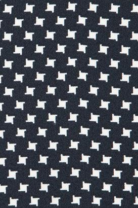 Marni Printed crepe top