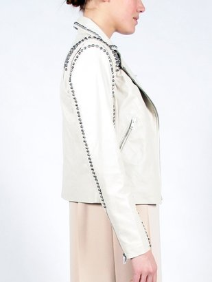 By Malene Birger Naroa Leather Jacket