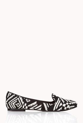 Forever 21 globetrotter loafers