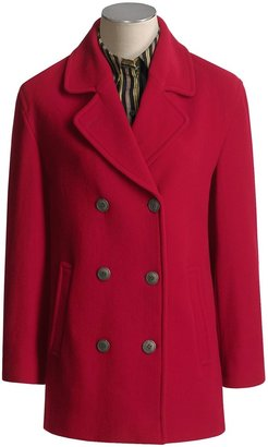 Gloverall Original British Pea Coat (For Women)