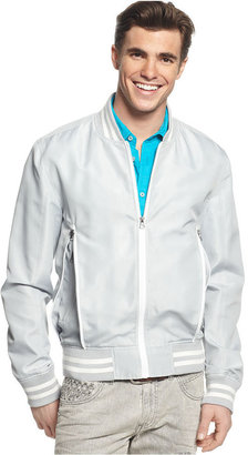 INC International Concepts Jacket, Gale Varsity Jacket