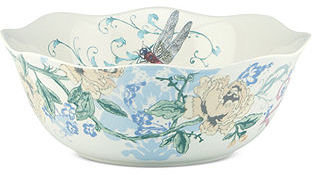 Lenox CLOSEOUT! Serveware, Collage by Alice Drew Serving Bowl