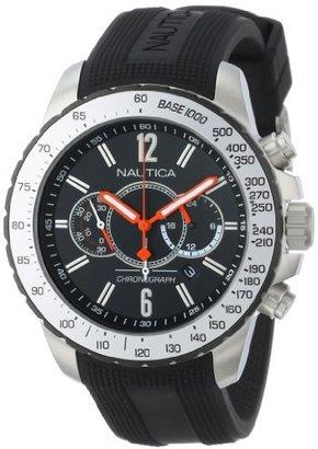 Nautica Unisex N19612G NST 15 Chrono Watch $195 thestylecure.com