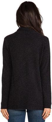 Velvet by Graham & Spencer Velvet Louise Cashmere Sweater