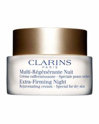 Clarins Extra-Firming Night Rejuvenating Cream - Dry Skin