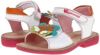 Agatha Ruiz De La Prada Kids - 132950 (Toddler/Little Kid) (White) - Footwear