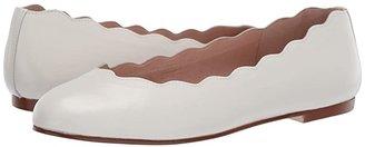 French Sole Jigsaw (Salinas Nappa) Women's Flat Shoes