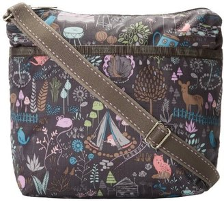 Le Sport Sac Small Cleo Messenger Bag