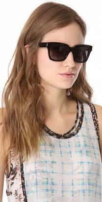 Saint Laurent Strong Sunglasses