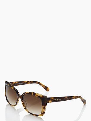 Gardenia sunglasses