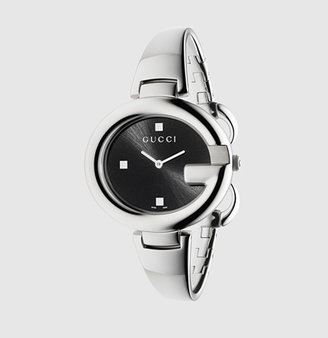 Gucci Guccissima Stainless Steel Watch