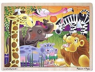 Melissa & Doug African Plains Jigsaw (24 pieces)