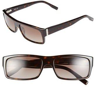 HUGO BOSS 57mm Sunglasses