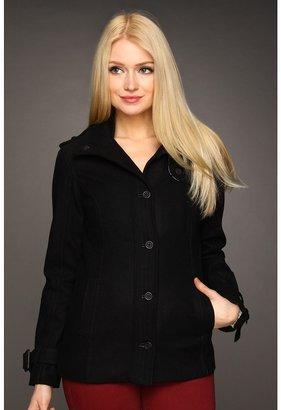 Nixon Sedgwick Jacket (Black) - Apparel