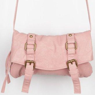 2 Buckle Crossbody Bag