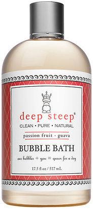 Deep Steep Bubble Bath Passion Fruit Guava