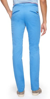 HUGO BOSS 'Rice' | Slim Fit, Stretch Cotton Colored Pants by BOSS