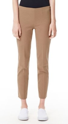 Theory Belisa 2 Pant in Scroll Cotton Twill