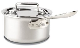 All-Clad 1.5-qt. Stainless Steel Stainless Sauce Pan