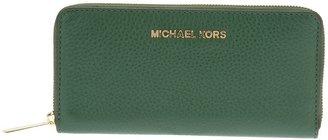 MICHAEL Michael Kors 'Bedford' zip fastening wallet