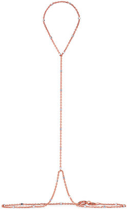 Logan Hollowell - Two Toned Gold Twinkle Hand Chain