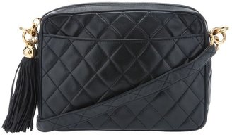Chanel quilted shoulder bag