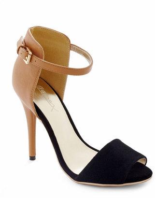 Black Walnut Heel