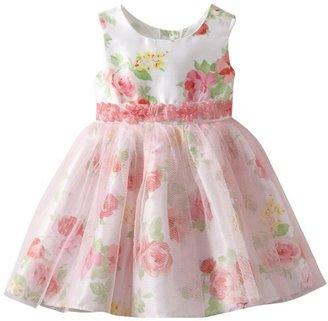 Sweet Heart Rose Girls 2-6X Floral Ballerina Occasion Dress