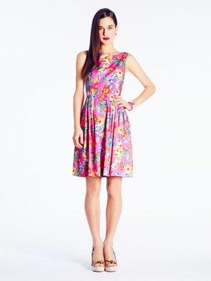 Kate Spade Petal floral sonja dress
