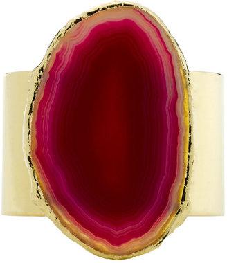 Nordstrom 'Rock Solid' Agate Cuff Bracelet