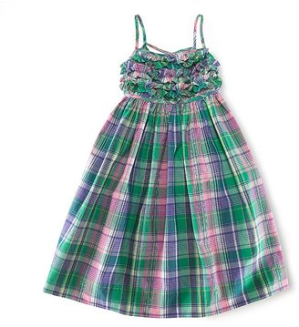 "Ralph Lauren Toddler Girls' ""Chlotilde"" Dress"